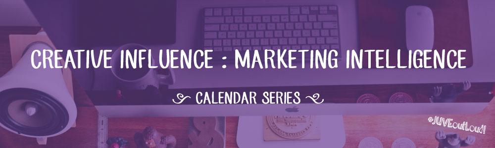 Creative Influence - Marketing Intelligence
