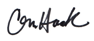 Christina Haakenson Signature
