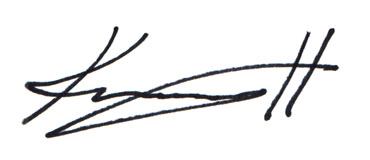 Kenny Howell Signature