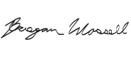 Brogan Wassell Signature
